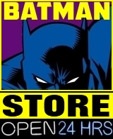 CLICK HERE To Buy New BATMAN TOYS, Action Figures, Statues, and T-Shirts!
