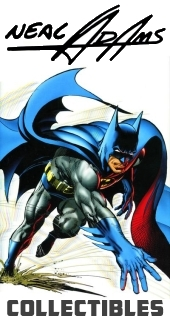 NEAL ADAMS BATMAN!