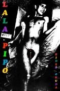 Designer Chip Kidd Book Jacket Cover- LalaPipo Hideo Okuda