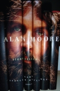 Alan Moore Storyteller Book
