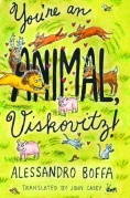 Chip Kidd Book Cover - Alessandro Boffa You're an Animal Viskovitz Book