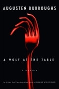 Book Cover- Augusten Burroughs A Wolf at the Table