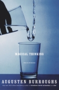 Book Cover Jacket - Augusten Burroughs Magical Thinking book