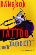 Chip Kidd Book Cover - Bangkok Tattoo a Novel John Burdett Book