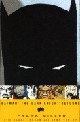 Book Cover- Batman The Dark Knight Returns Frank Miller Chip Kidd
