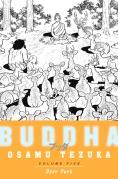 Chip Kidd Book Cover- Buddha Volume 5 Osamu Tezuka