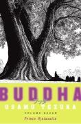 Buddha Volume 7 Osamu Tezuka Chip Kidd Book Cover Japanese