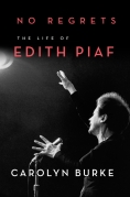 Chip Kidd Book Cover - Carolyn Burke The Life of Edith Piaf Book