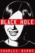 Chip Kidd Book Cover - Charles Burns Black Hole Graphic Novel Book