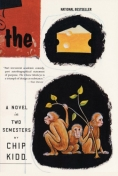 Book Cover- Chip Kidd The Cheese Monkeys