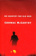 Book Cover Jacket - Cormac McCarthy No Country for Old Men Book