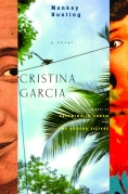 Chip Kidd Book Cover - Cristina Garcia Monkey Hunting Novel Book