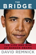 Chip Kidd Book Cover - David Remnick The Bridge Life and Rise of Barack Obama Book