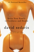 Chip Kidd Book Cover Jacket - Dress Your Family in Corduroy and Denim by David Sedaris