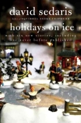 Chip Kidd Book CoverJacket - Holidays on Ice by David Sedaris