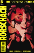 Chip Kidd Book Cover- DC Comics Before The Watchmen Rorschach 3