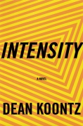 Book Cover Jacket - Dean Koontz Intensity Book