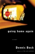 Chip Kidd Book Cover Jacket - Dennis Bock Going Home Again a Novel