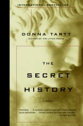 Chip Kidd Book Cover - Donna Tartt The Secret History a Novel