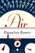 Chip Kidd Book Cover - Douglas Bauer The Very Air