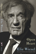Chip Kidd Book Cover Jacket - Elie Wiesel Open Heart Book