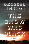 Georges Simenon The Snow Was Black Cover