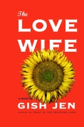 Chip Kidd Book Cover - Gish Jen The Love Wife Novel Book