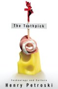 Chip Kidd Book Cover - Henry Petroski The Toothpick Technology Culture Book