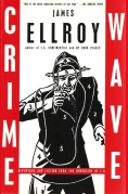 Chip Kidd Book Cover - James Ellroy Crime Wave NOIR Book
