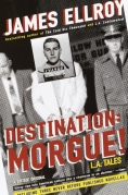 Chip Kidd Book Cover - James Ellroy Destination Morgue L.A. Tales CRIME NOIR Pulp Book