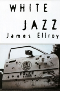 Book Cover Jacket - James Ellroy White Jazz Book