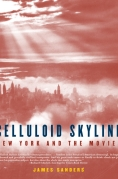 Chip Kidd Book Cover - James Sanders Celluliod Skyline New York and the Movies Film History Movie Book