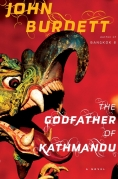 Chip Kidd Book Cover - John Burdett The Godfather of Kathmandu a Novel Book