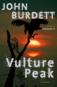 John Burdett Vulture Peak Book