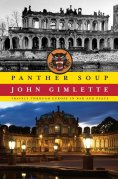 Chip Kidd Book Cover - John Gimlette Panther Soup Travel Book
