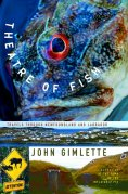 Chip Kidd Book Cover - John Gimlette Theatre of Fish Newfoundland Travel Book
