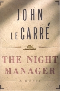 Chip Kidd Book Cover - John LeCarre The Night Manager Le Carre Book