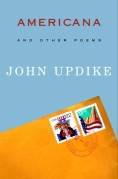 Chip Kidd Book Cover - John Updike Americana and Other Poems Poetry Book