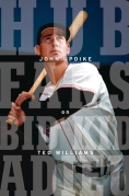 Chip Kidd Book Cover - John Updike On Ted Williams Hub Fans Bid Kid Adieu