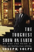 Chip Kidd Book Cover - Joseph Volpe The Toughest Show on Earth MET Opera Book