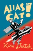 Chip Kidd Book Cover - Kim Deitch Alias the Cat Graphic Novel Book