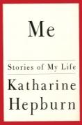 Chip Kidd Book Cover - ME Katharine Hepburn