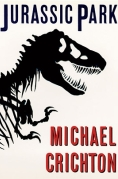 Book Cover - Michael Crichton Jurassic Park