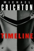 Chip Kidd Book Cover- Michael Crichton Timeline