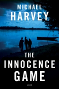 Chip Kidd Book Cover Jacket - Michael Harvey Innocence Game Book
