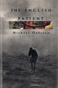Chip Kidd Book Cover- Michael Ondaatje The English Patient Book