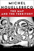 Book Cover - Michel Houellebecq The Map and the Territory