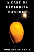 Chip Kidd Book Cover - Mohammed Hamif A Case of Exploding Mangoes Novel Book