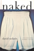 Chip Kidd Book Cover - Naked David Sedaris