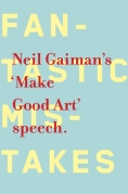 Chip Kidd Book Cover Jacket - Neil Gaiman Make Good Art Speech Book